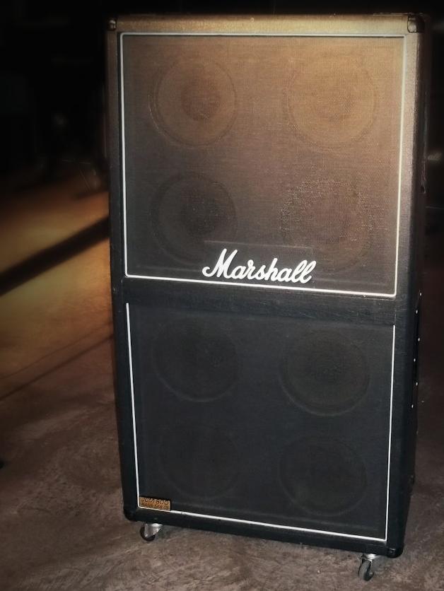 Marshall 1990 8x10 cabinet image 992165 audiofanzine for 8x10 kitchen cabinets