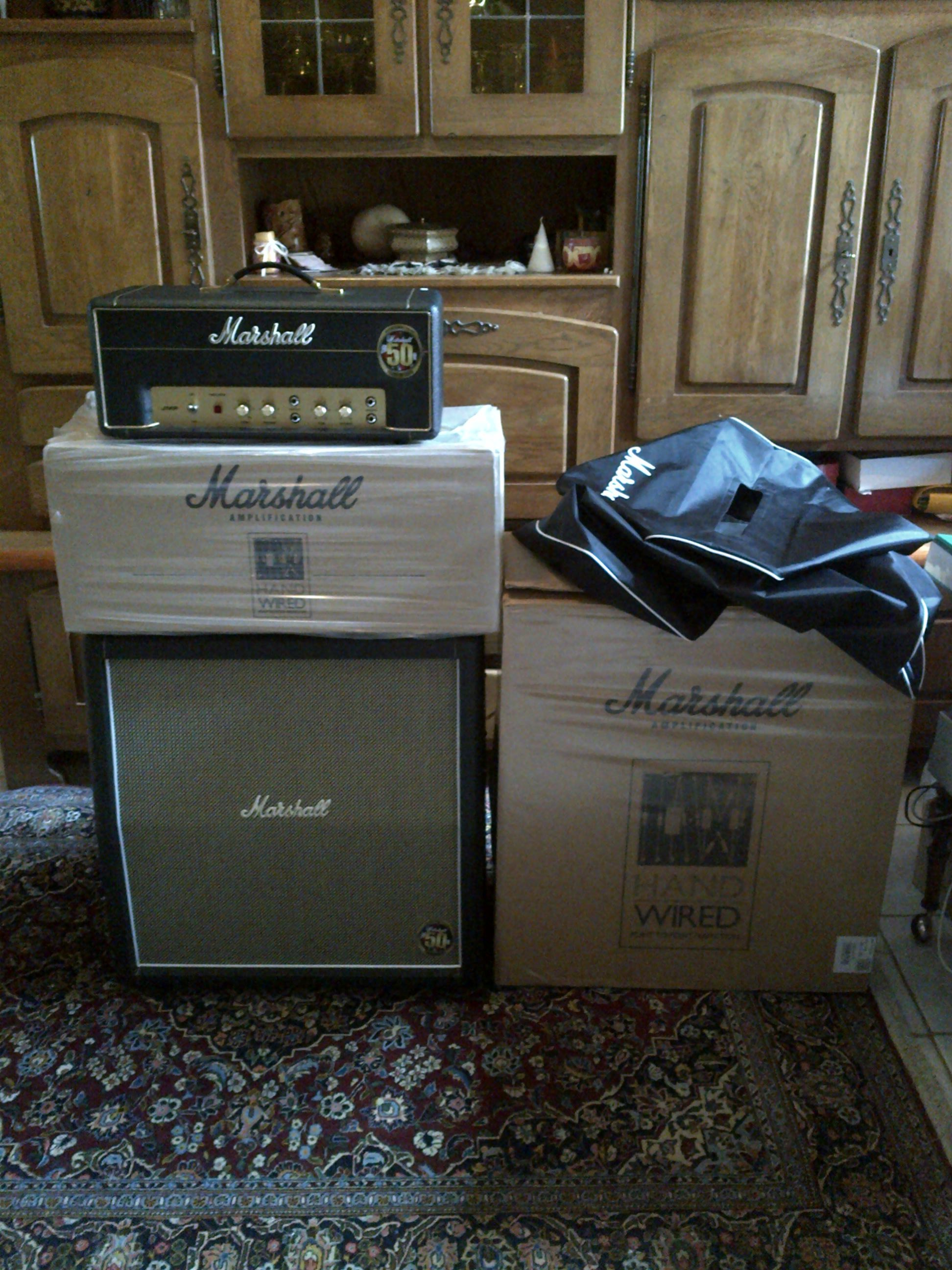 Marshall 2061CX image (#600920) - Audiofanzine