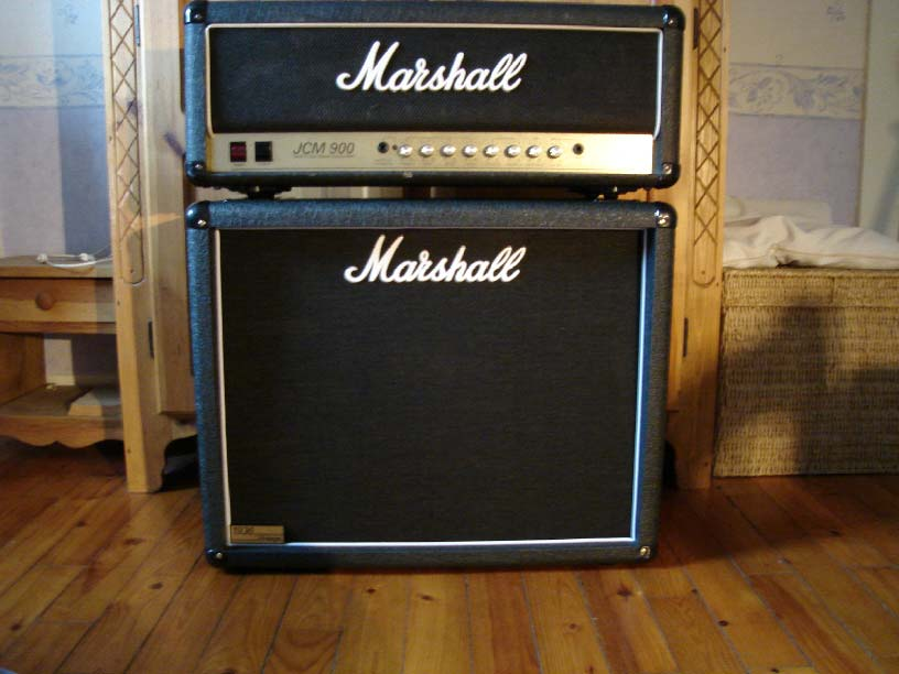 Onelittlejog 39 S Review Marshall 2100 JCM900 Master Volume 1990 1992