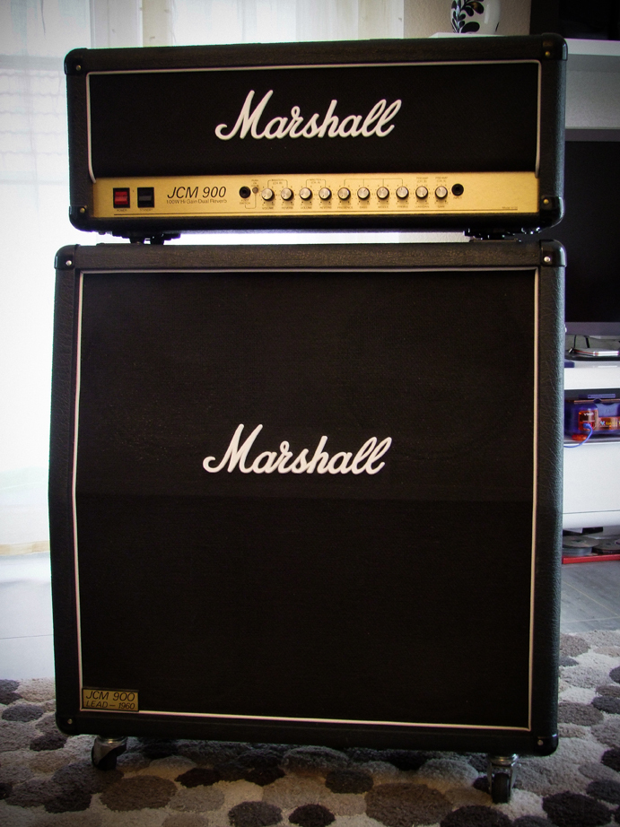ru: Marshall jcm 900 схема