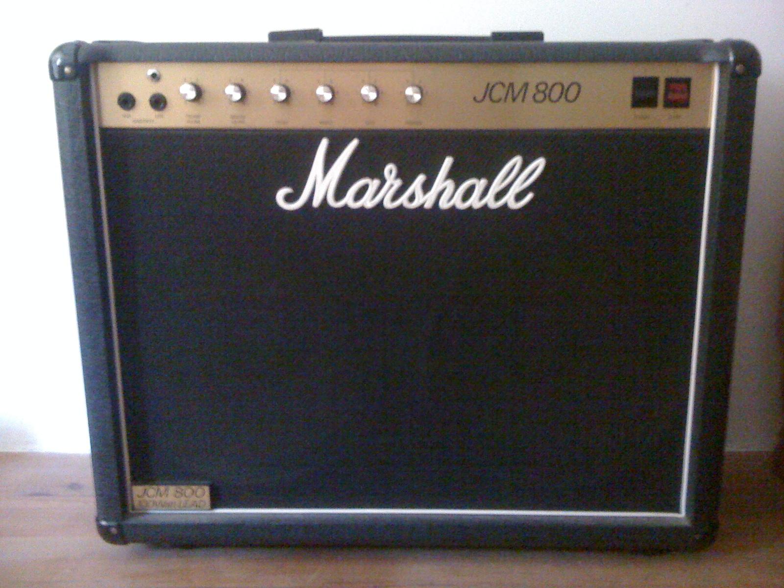 Marshall Jcm800 4103 2x12 100 Watt Combo Amp Vinyl