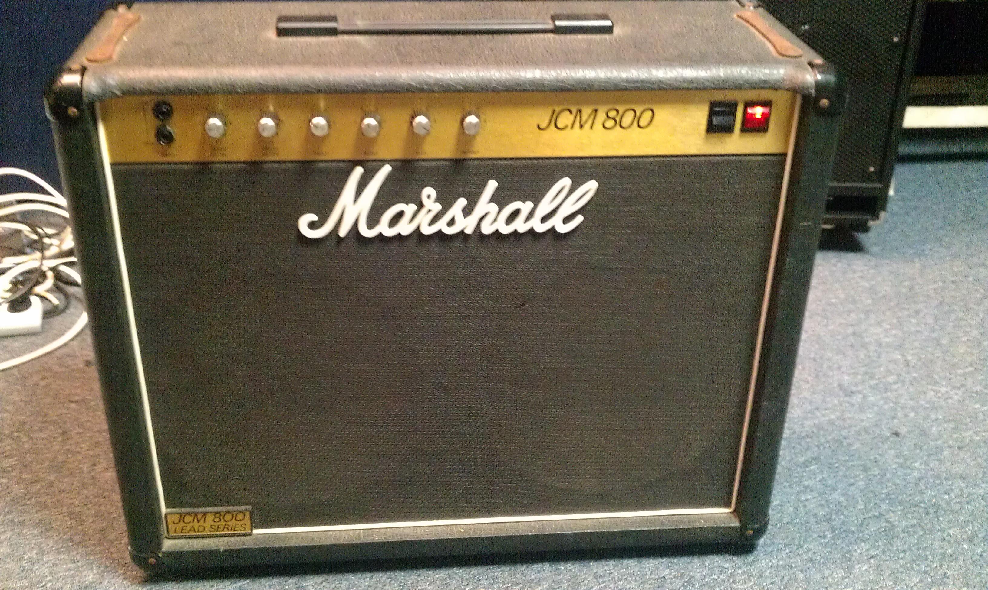 marshall 4104 jcm800 master volume lead 1981 1989 image 352956 audiofanzine. Black Bedroom Furniture Sets. Home Design Ideas