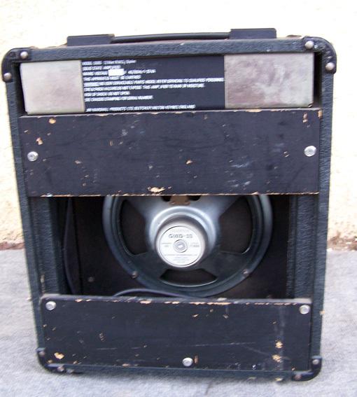marshall 5005 lead 12 image 148331 audiofanzine. Black Bedroom Furniture Sets. Home Design Ideas