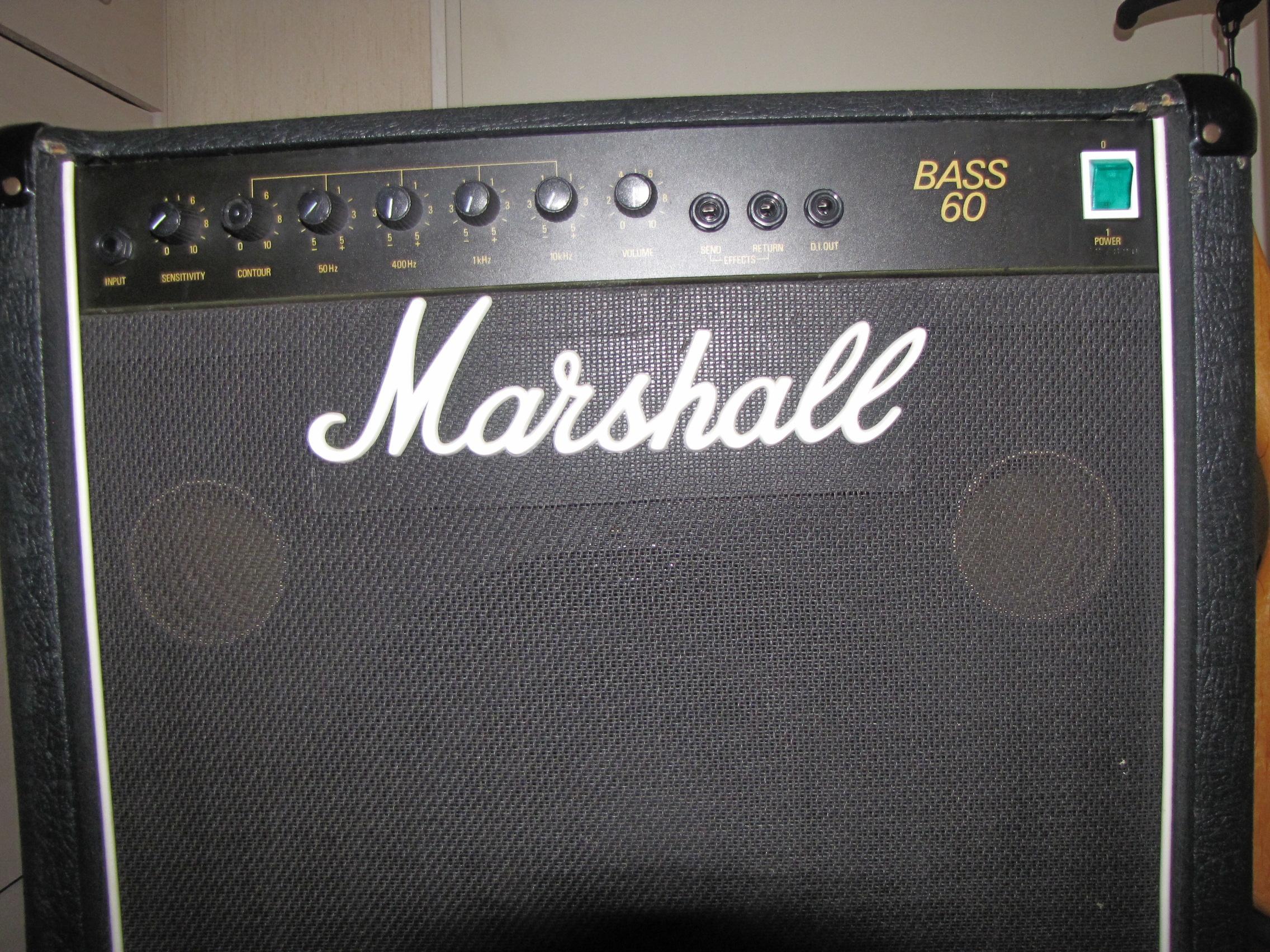 marshall 5506 jcm800 bass 60 1984 1993 image 645026 audiofanzine. Black Bedroom Furniture Sets. Home Design Ideas
