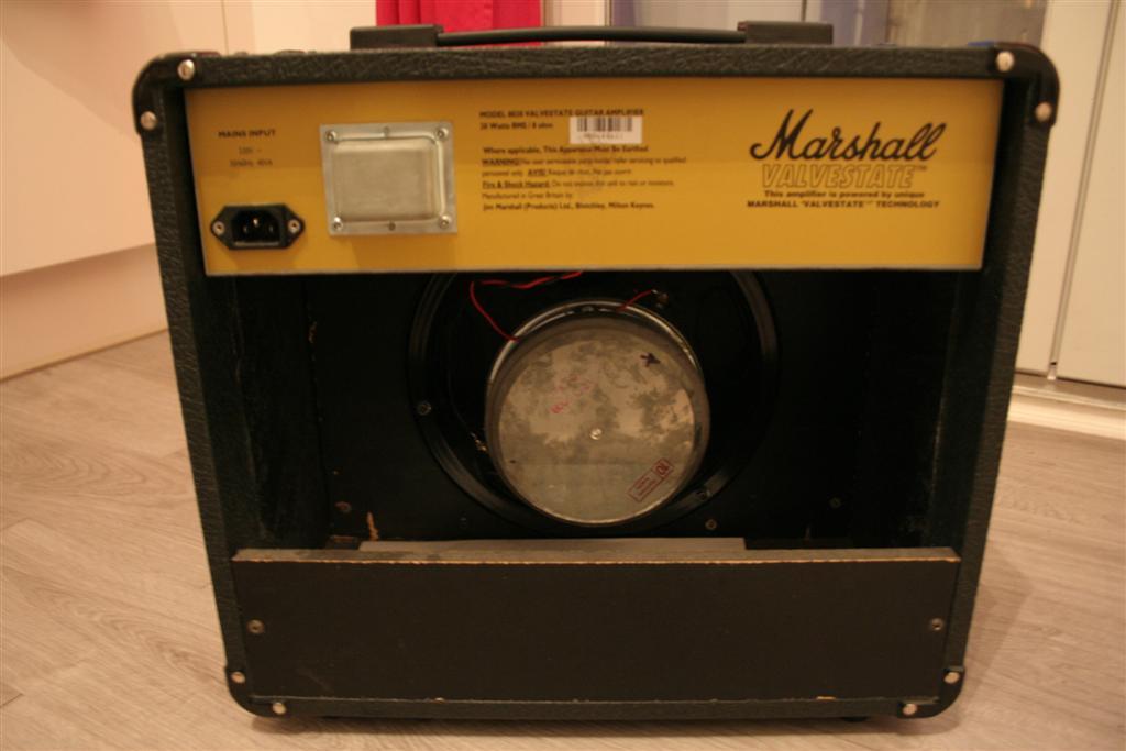 8020 Valvestate 20 - Marshall 8020 Valvestate 20