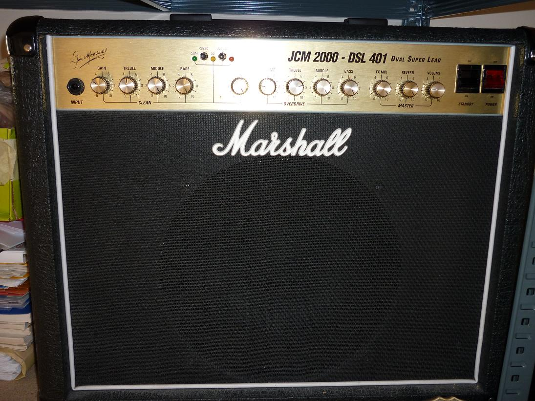 Marshall Dsl Series Is Your Next Amplifier Manual Guide