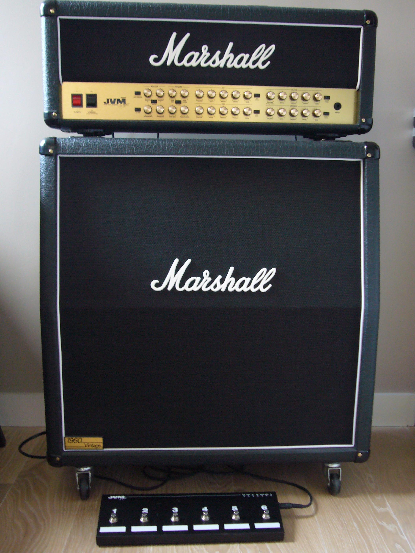 Marshall Jvm410h Image 311404 Audiofanzine