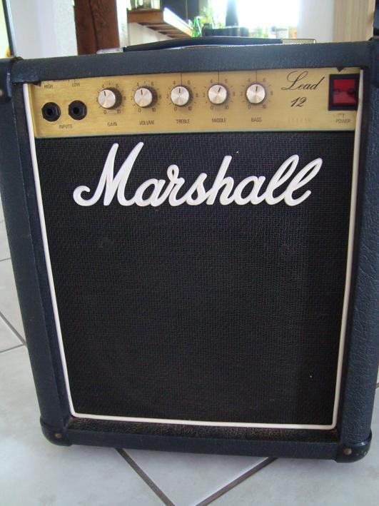 marshall 5005 lead 12 image 428641 audiofanzine. Black Bedroom Furniture Sets. Home Design Ideas