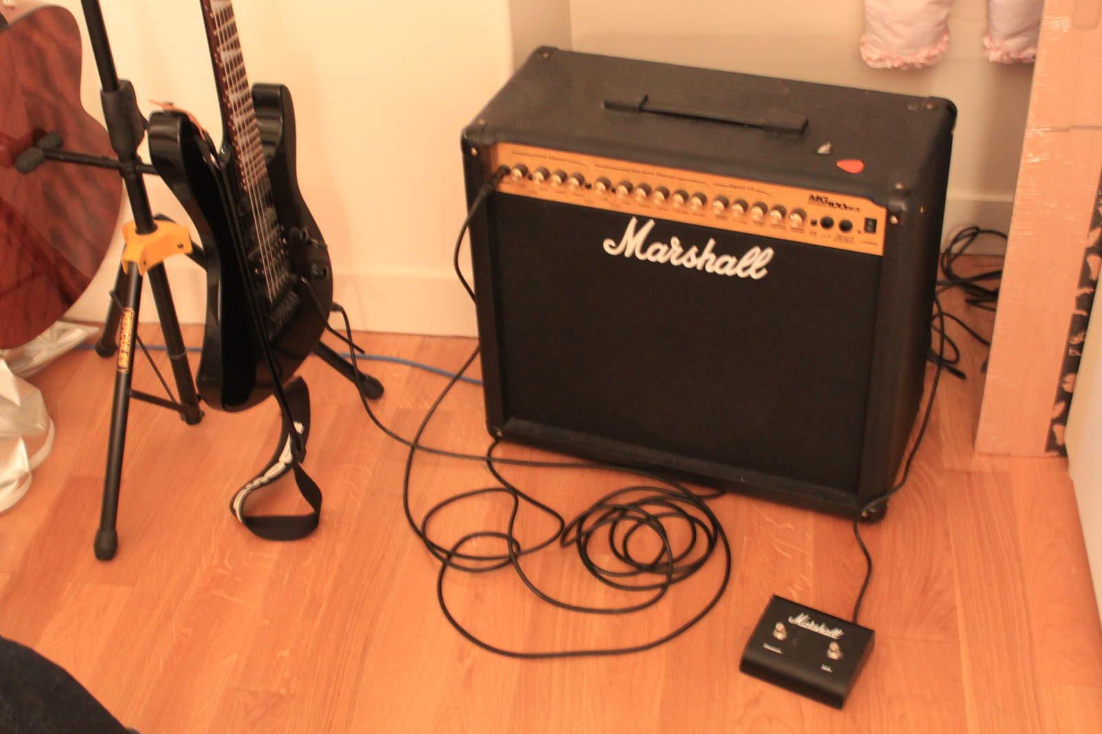Marshall Mg100dfx Image   165771