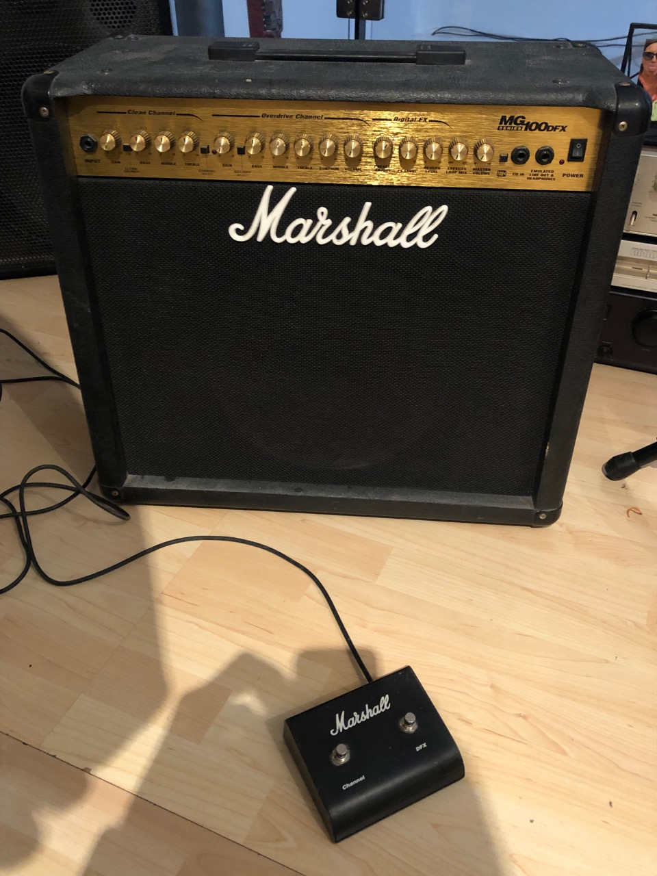 Mg100dfx - Marshall Mg100dfx