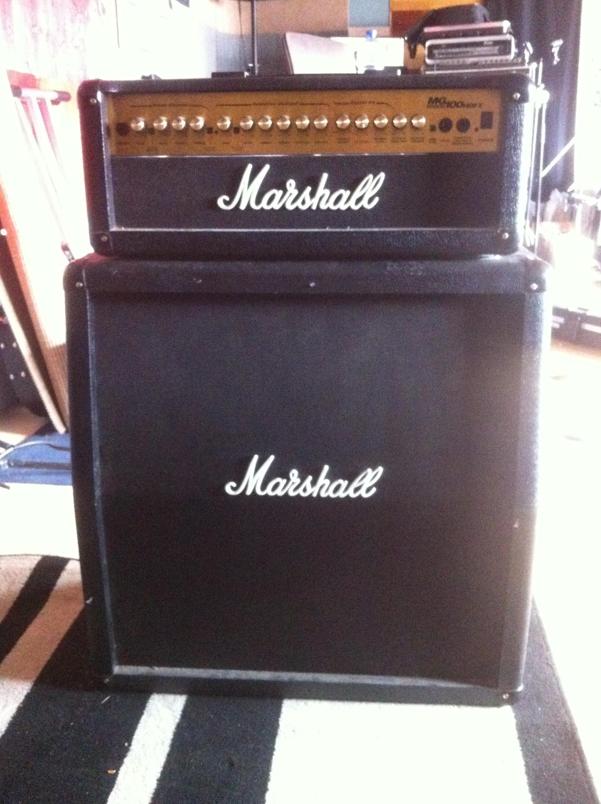 Marshall MG100HDFX Head User Review by PJ-VxG1I