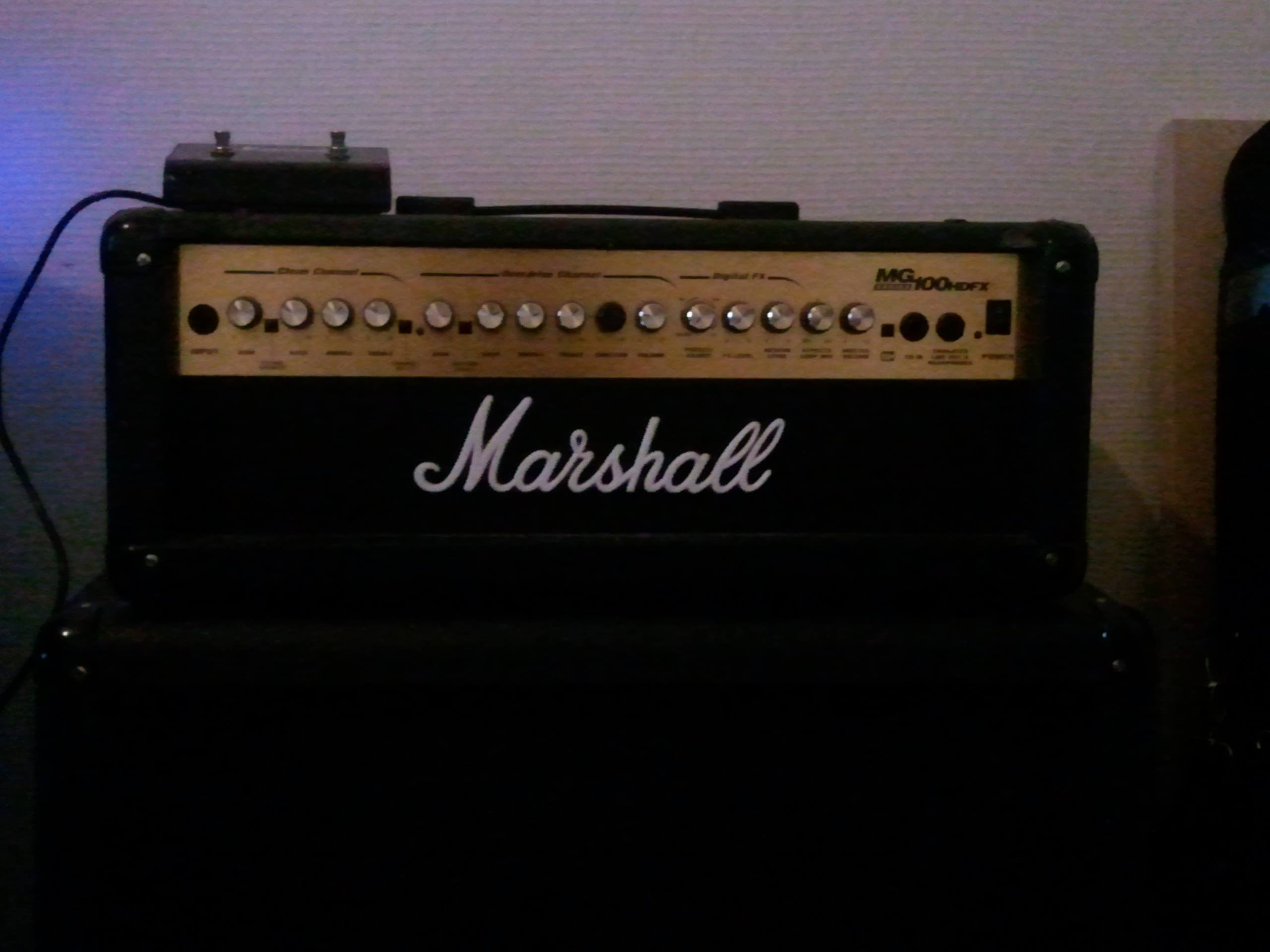 Marshall MG100HDFX Head User Review by Kyle-lNPz9