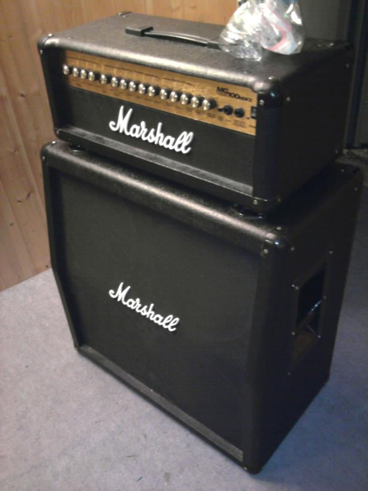 Reviews Marshall MG100HDFX - Audiofanzine