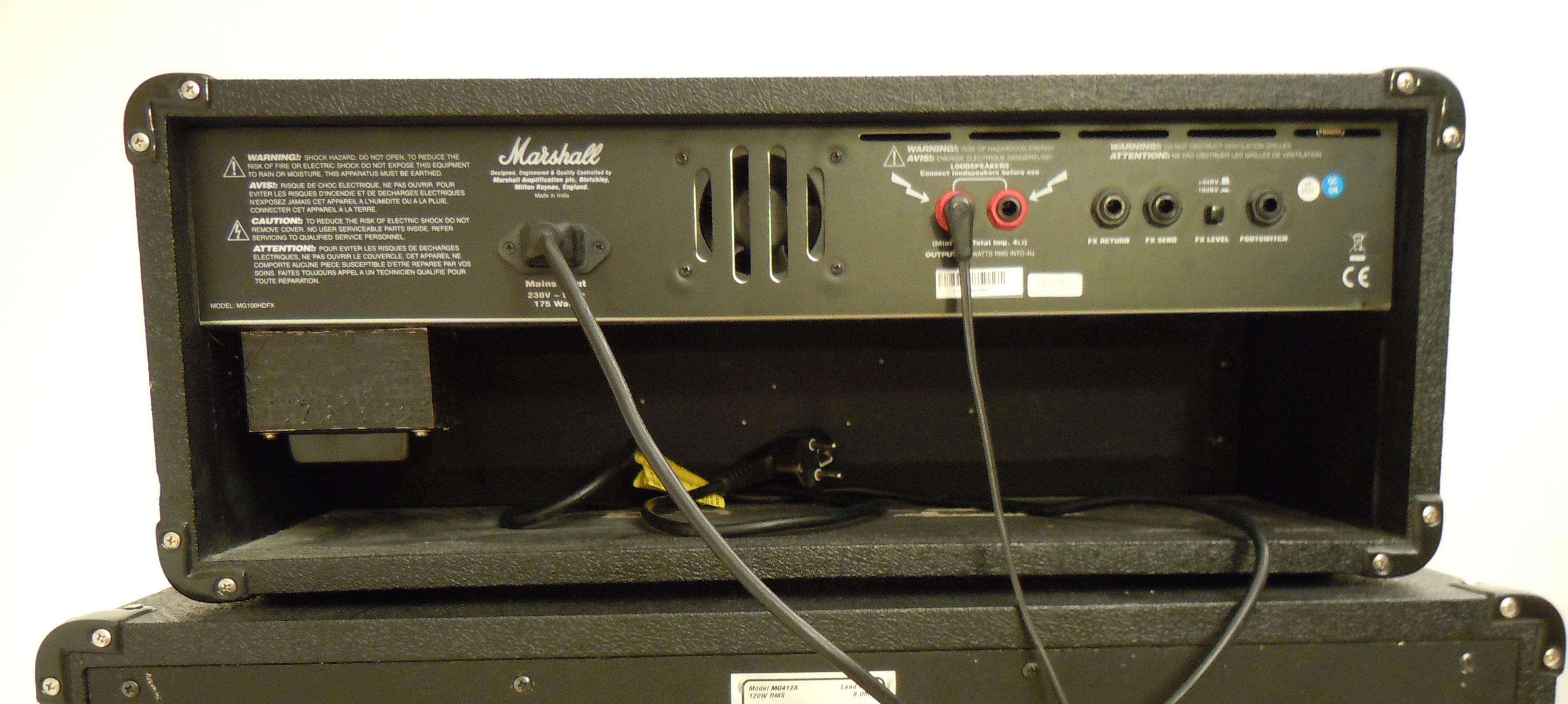 marshall mg100hdfx image 956039 audiofanzine rh en audiofanzine com marshall mg100hcfx user manual marshall mg100fx user manual