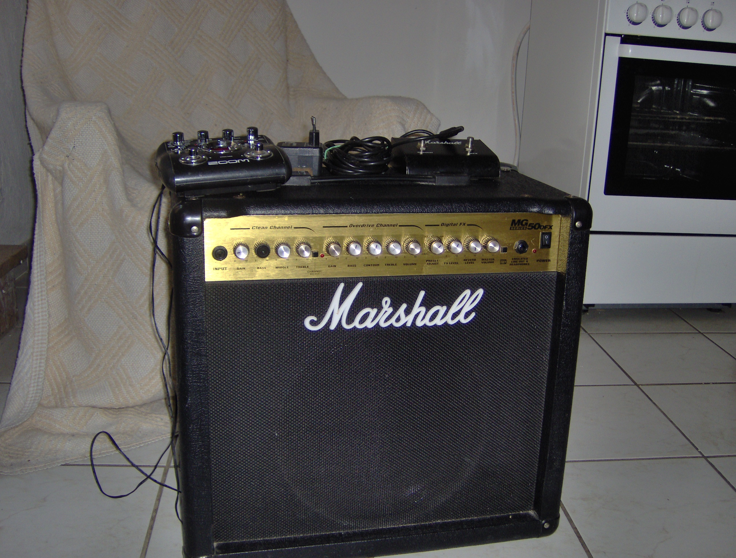 Photo Marshall Mg50dfx   Marshall Mg50dfx  95206
