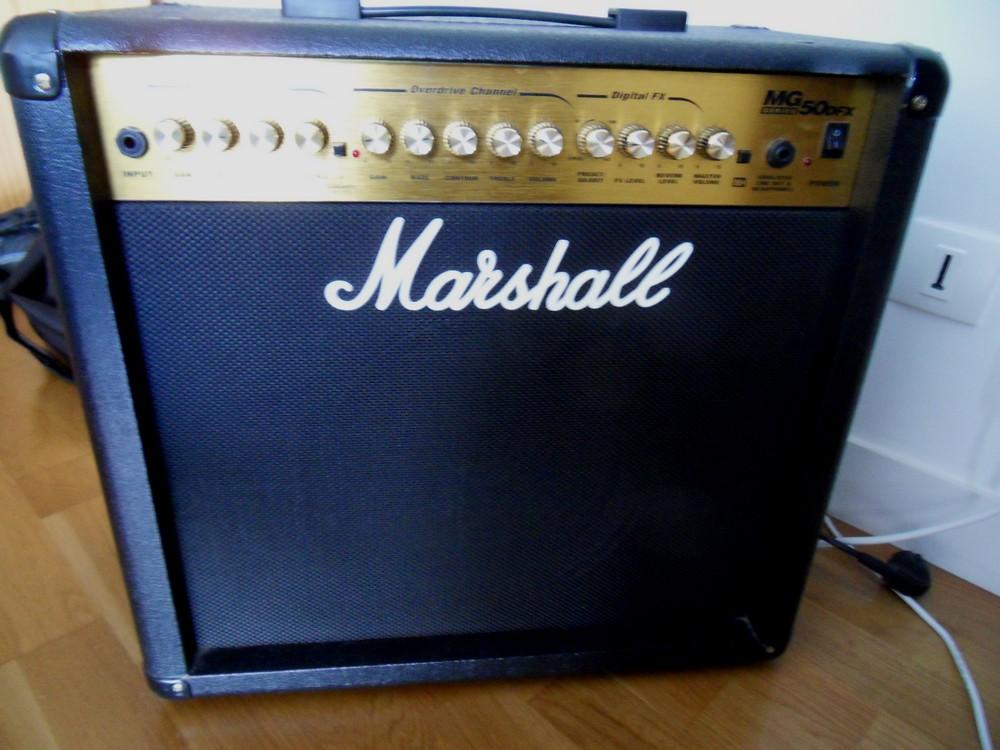 Mg50dfx - Marshall Mg50dfx
