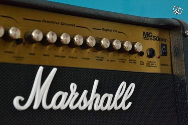 Marshall Mg50dfx Image   195097