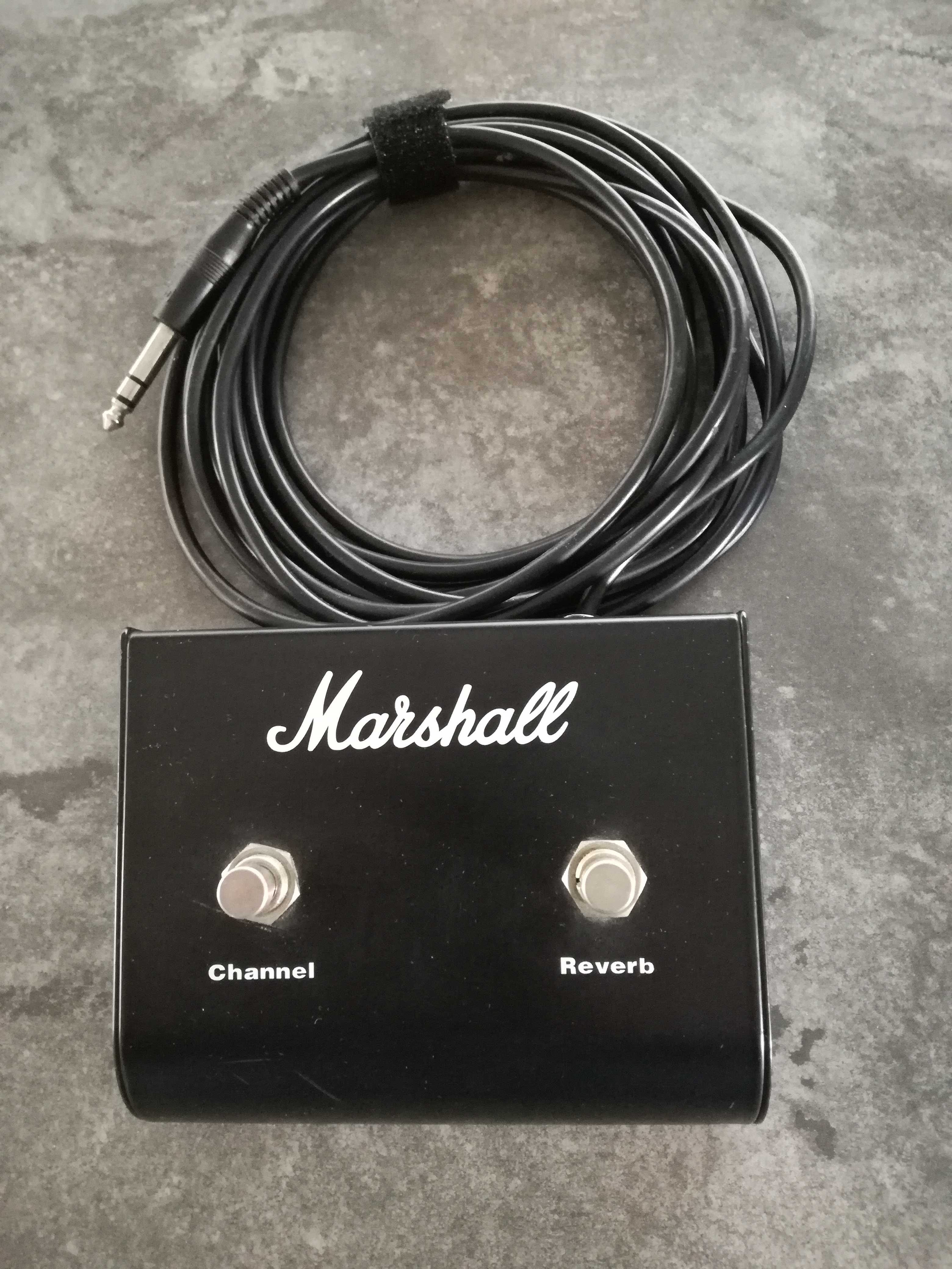 chorus PEDL10010 Footswitch Marshall 2 voies channel
