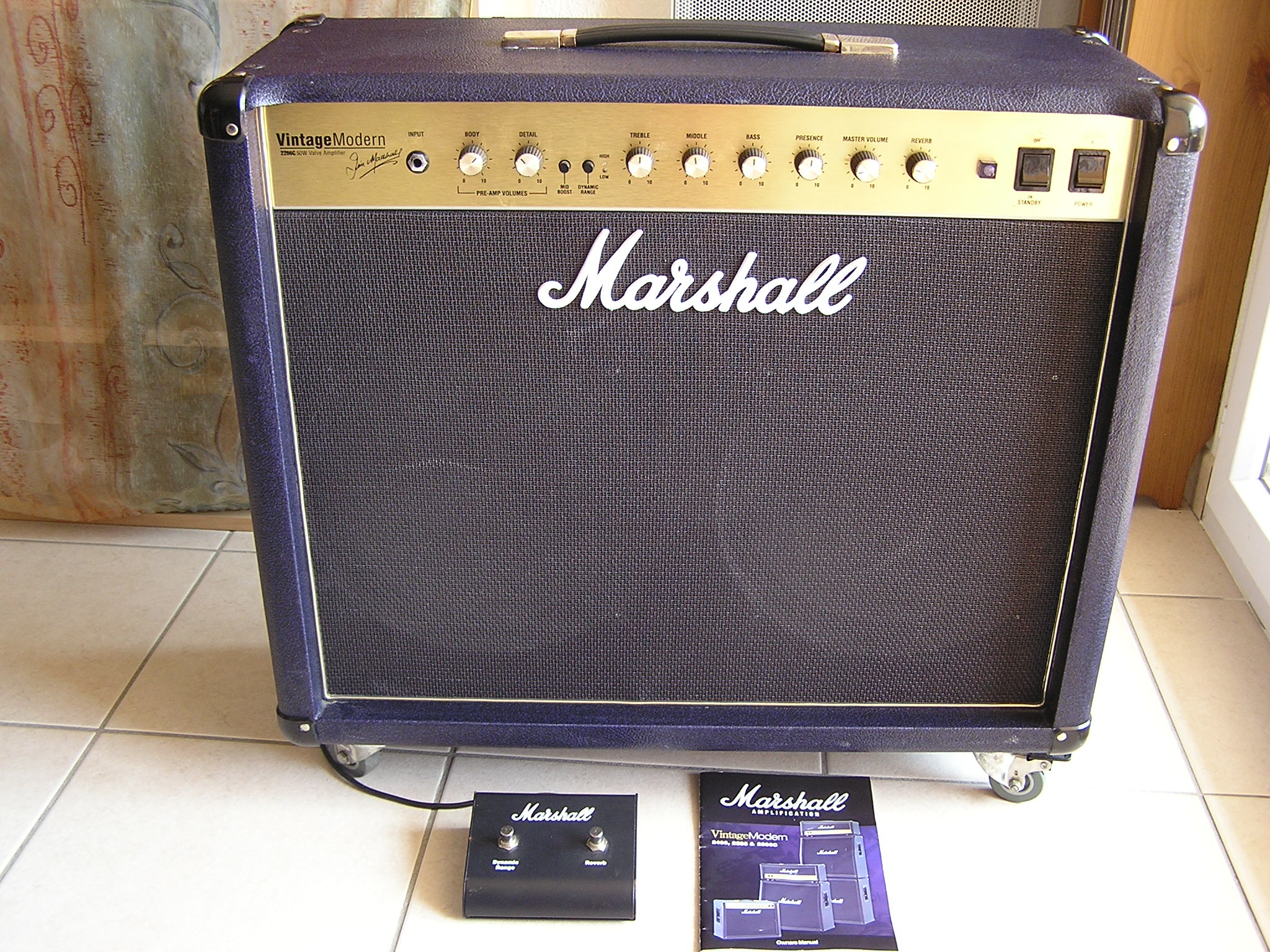 Vintage Marshall Amplifiers
