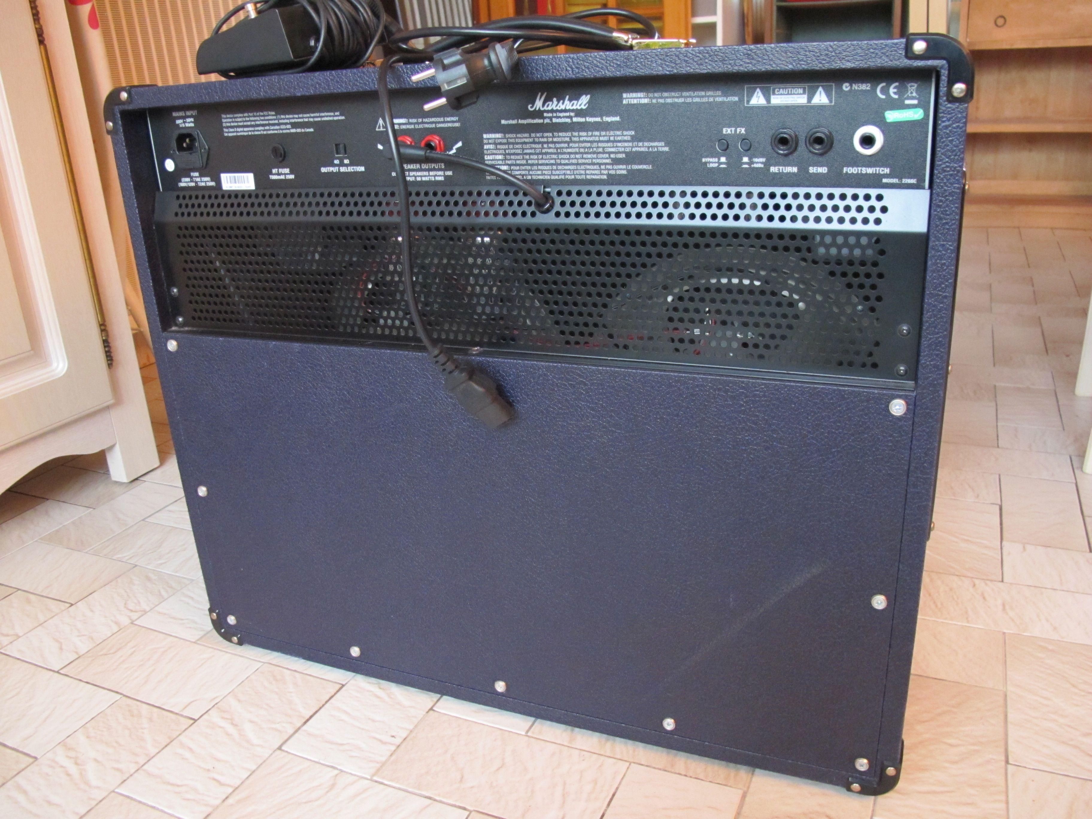 Marshall Vintage Modern Amp 69