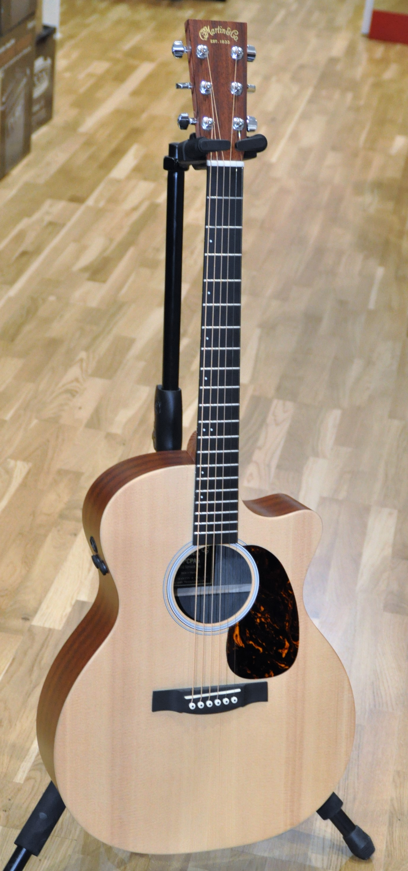 guitare electroacoustique martin co gpcpa5 ile de. Black Bedroom Furniture Sets. Home Design Ideas