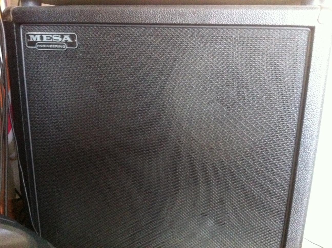 4x10 Guitar Cabinet Mesa Boogie 4x10 Jensen Alnico Image 213122 Audiofanzine