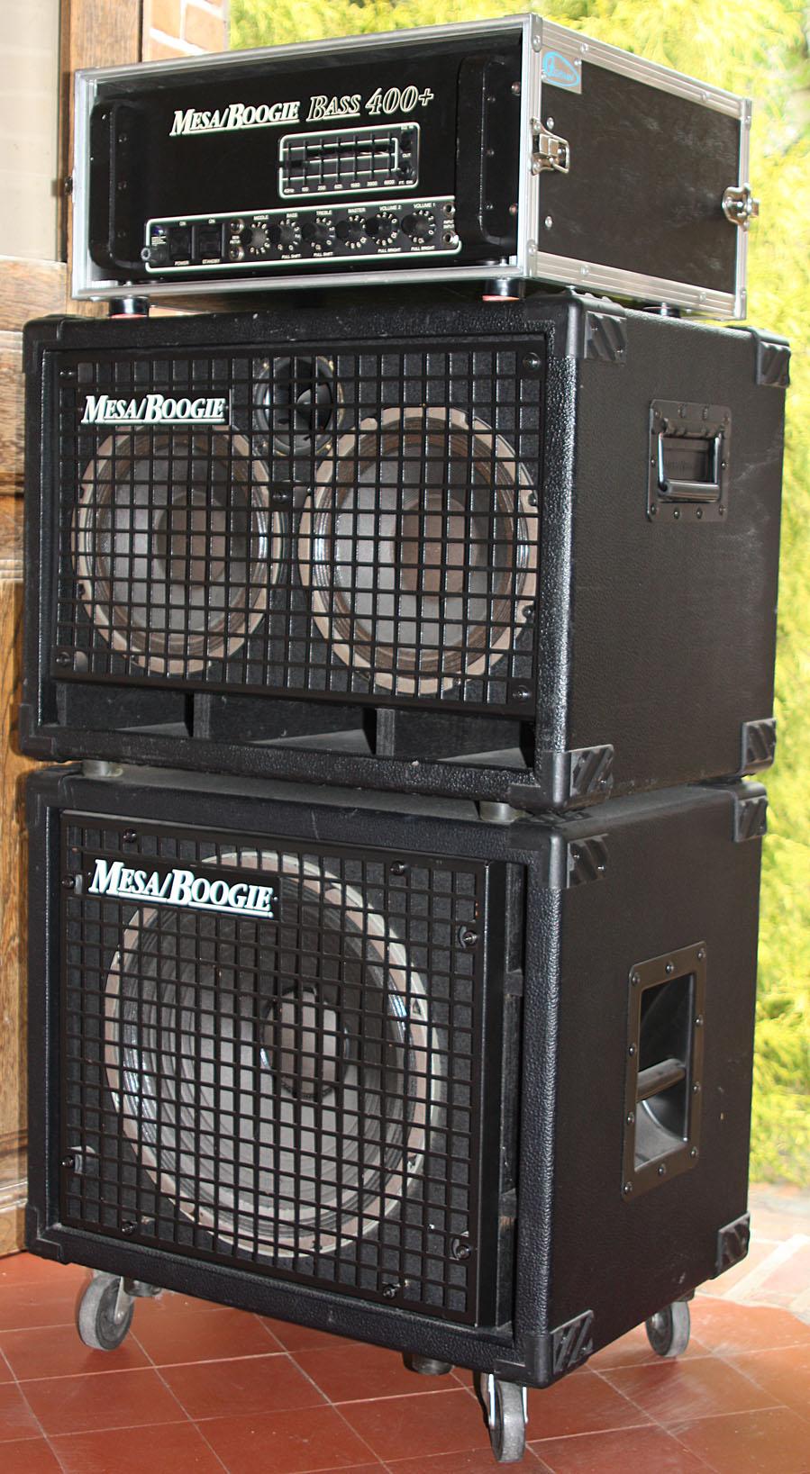 Mesa Boogie Bass 400  Image   606620
