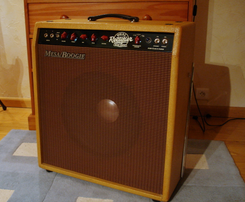 Mesa boogie blue angel 1x12 combo image 89310 for Mesa boogie blue angel
