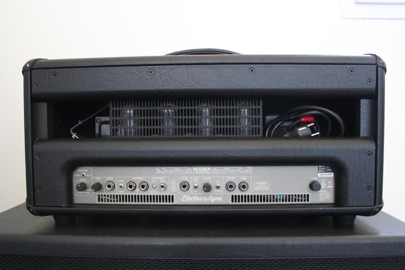 electra dyne head mesa boogie electra dyne head audiofanzine. Black Bedroom Furniture Sets. Home Design Ideas