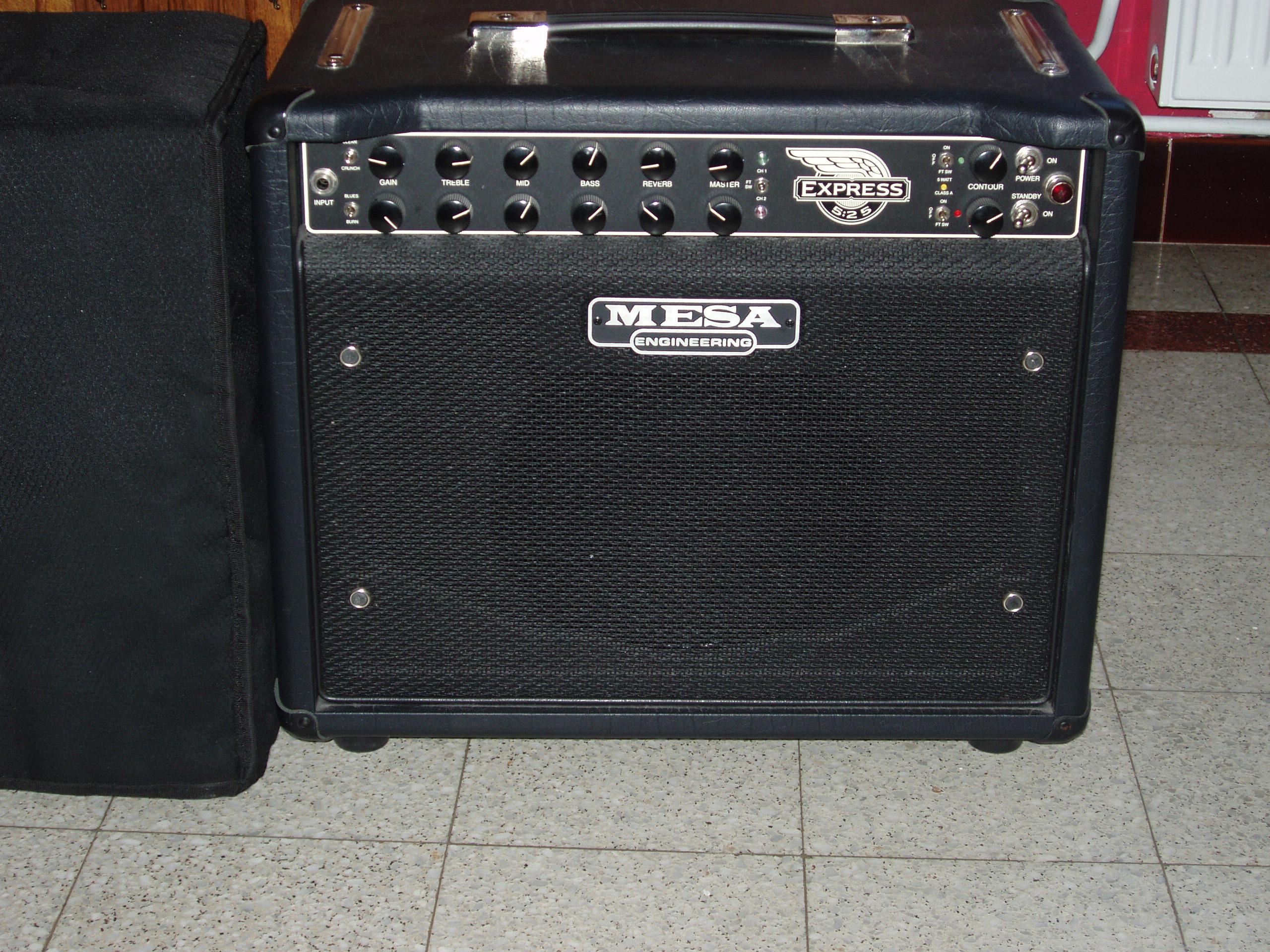 Mesa boogie express 5 25 1x10 combo image 372054 for Mesa boogie express 5 25