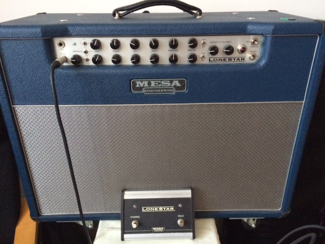 Mesa boogie lone star 2x12 combo image 1085694 for Mesa boogie lonestar 2x12