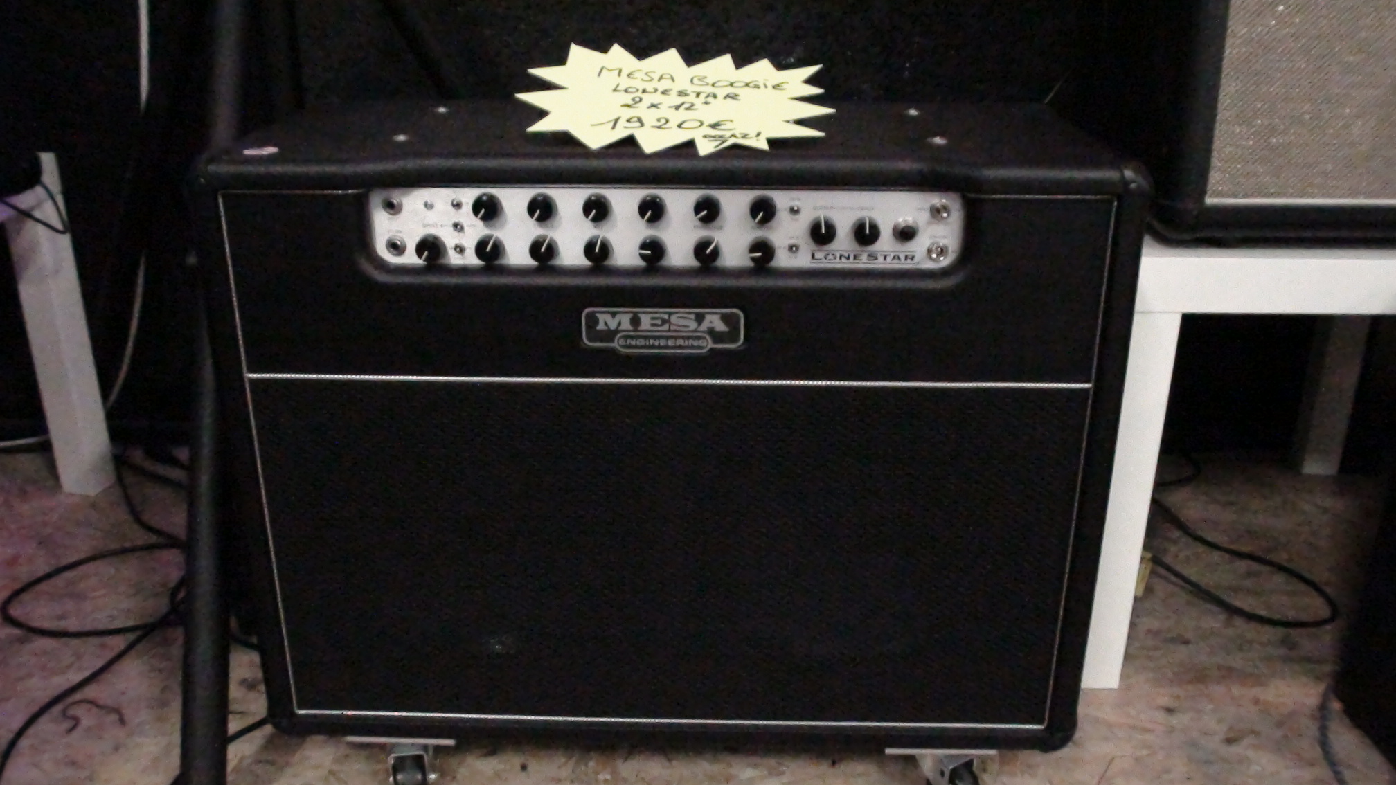 Mesa boogie lone star 2x12 combo image 719627 for Mesa boogie lonestar 2x12