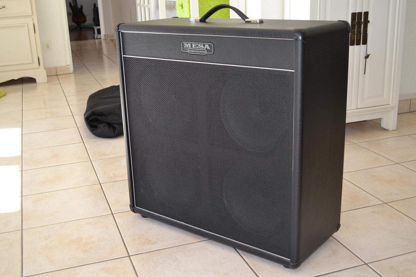 Mesa Boogie Lone Star 4x10 image (#576047) - Audiofanzine