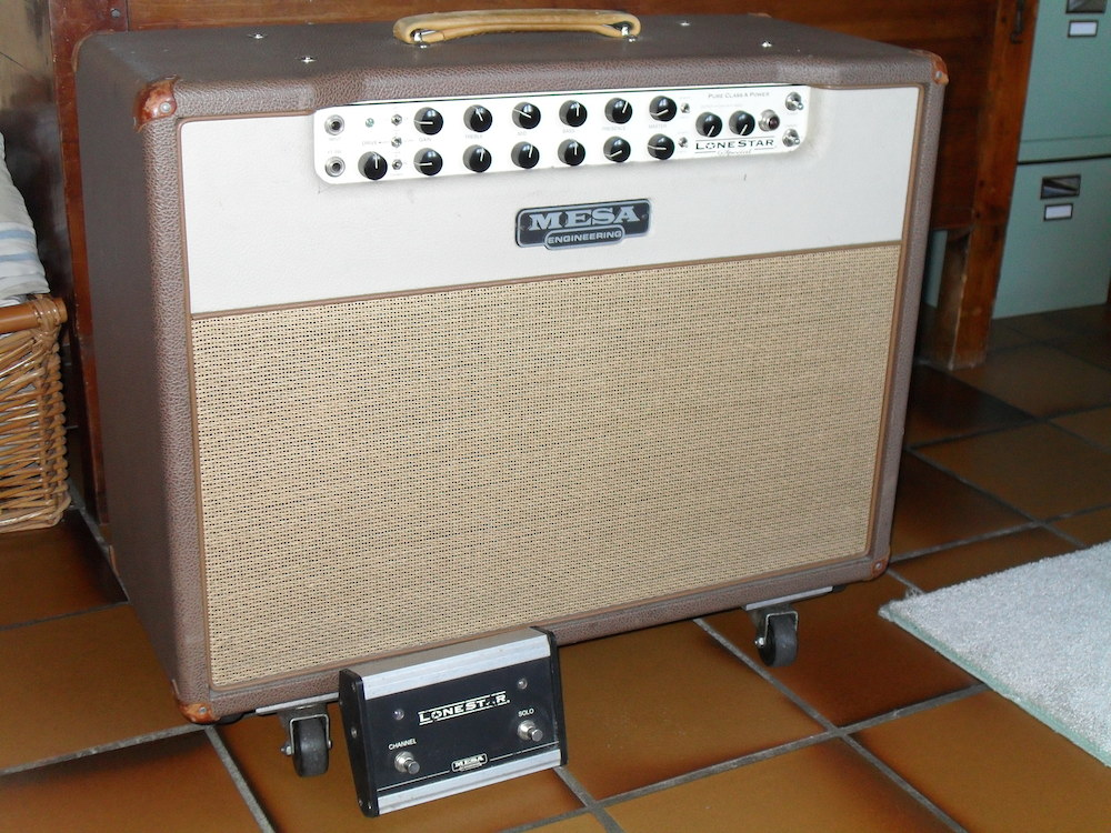 Mesa boogie lone star special 2x12 combo image 1356121 for Mesa boogie lonestar 2x12