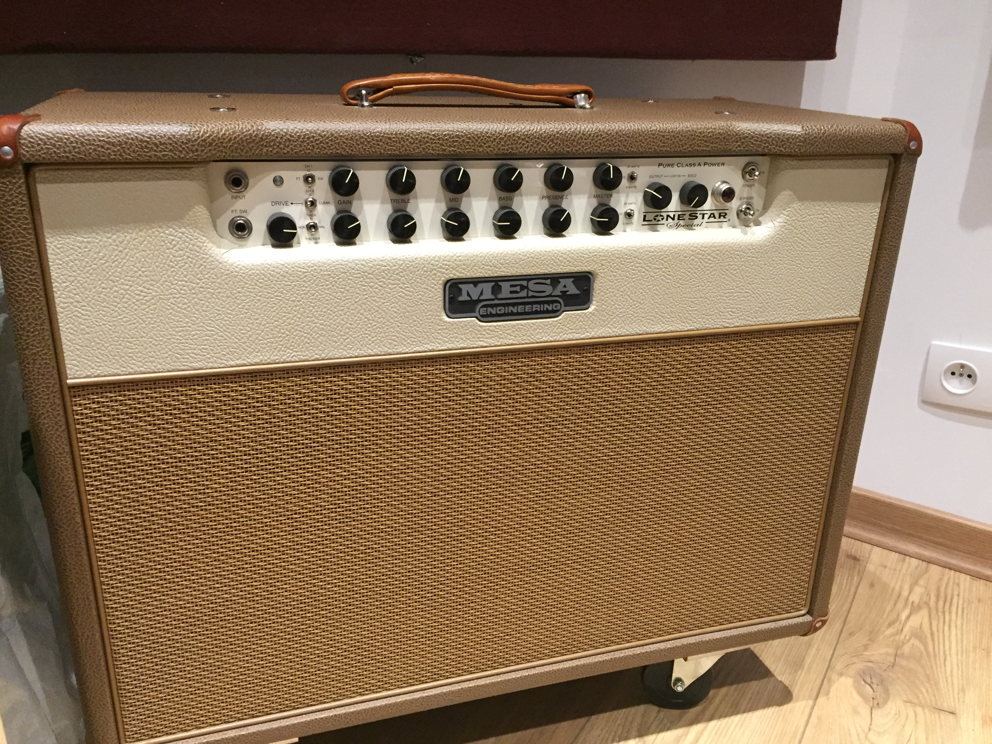 Mesa boogie lone star special 2x12 combo image 1597691 for Mesa boogie lonestar 2x12