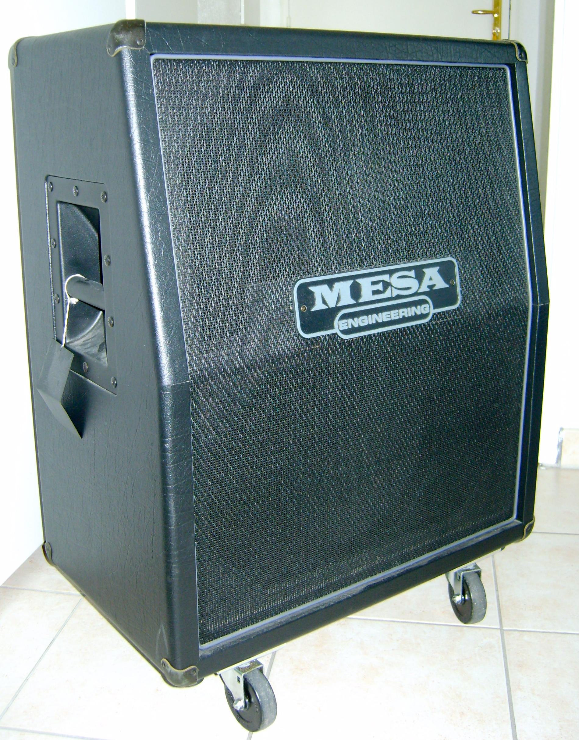 Tuki Padded Cover for Mesa Boogie Rectifier 2x12 Vertical Slant ...