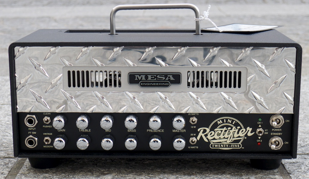 Rectifier Amp Head Nice And Compact Amp Head