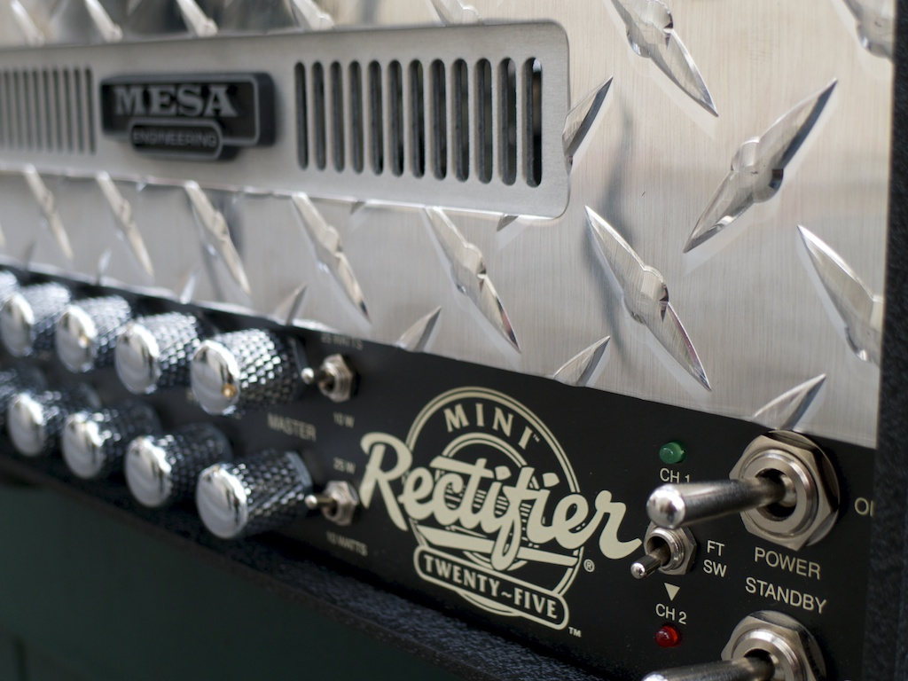 Rectifier Amp Head Tube Guitar Amp Head Mesa