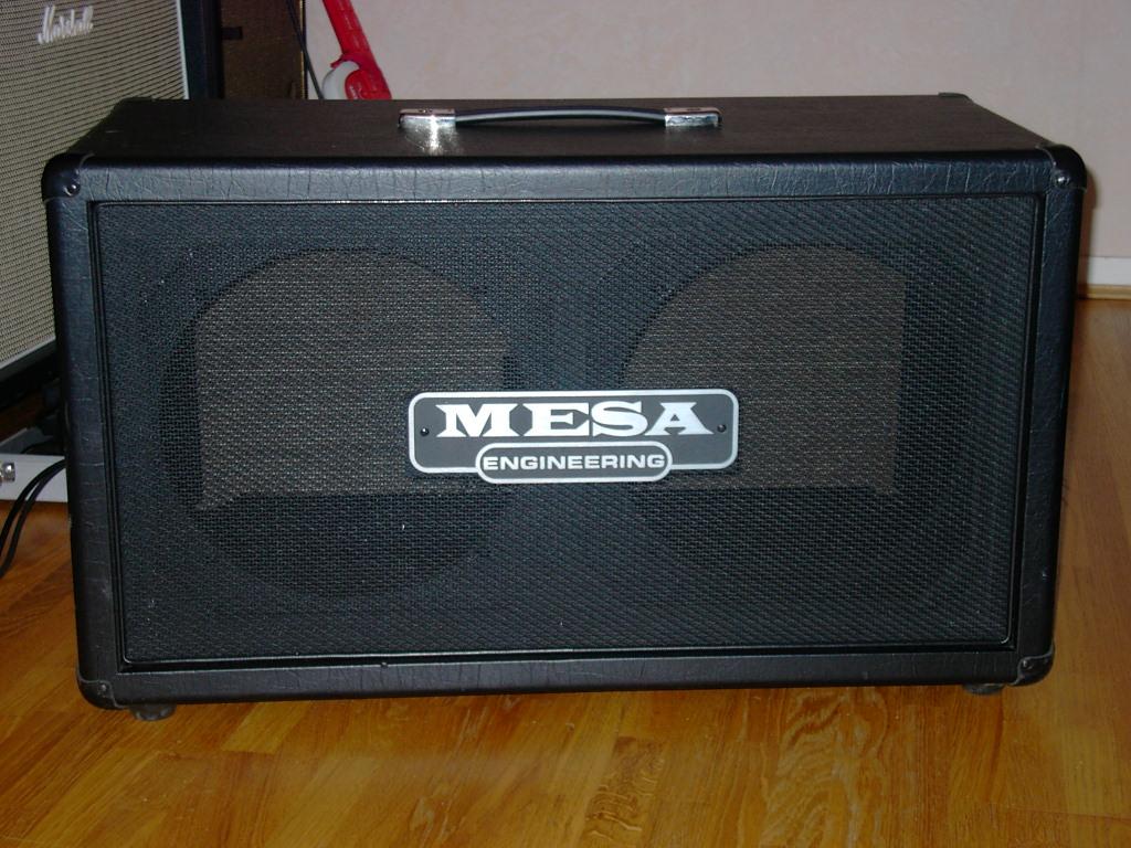 Mesa Boogie Recto 2x12 Horizontal image (#460893) - Audiofanzine