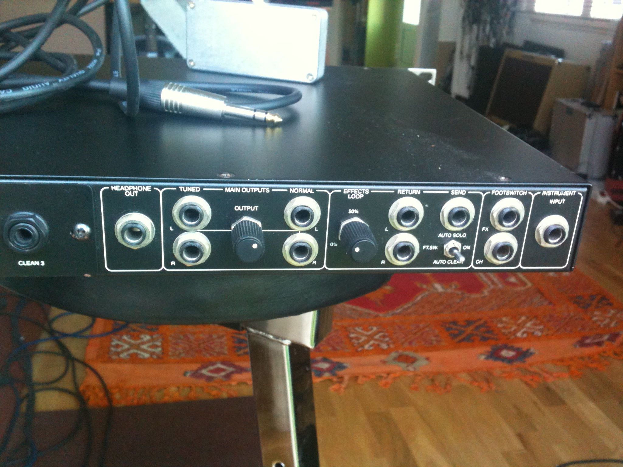 mesa boogie v twin manual