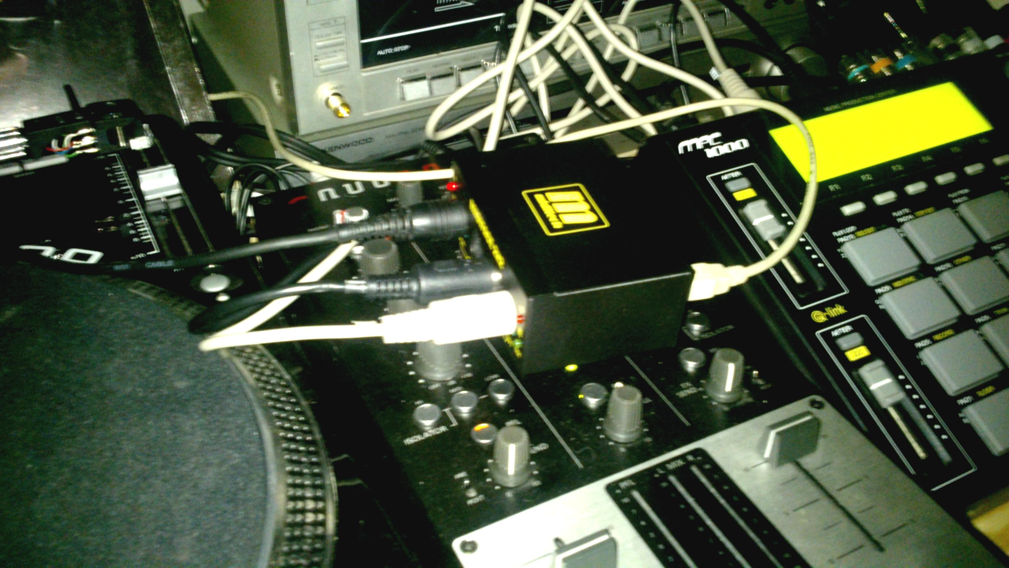 Miditech MIDIFACE 2x2 USB MIDI Interfac e