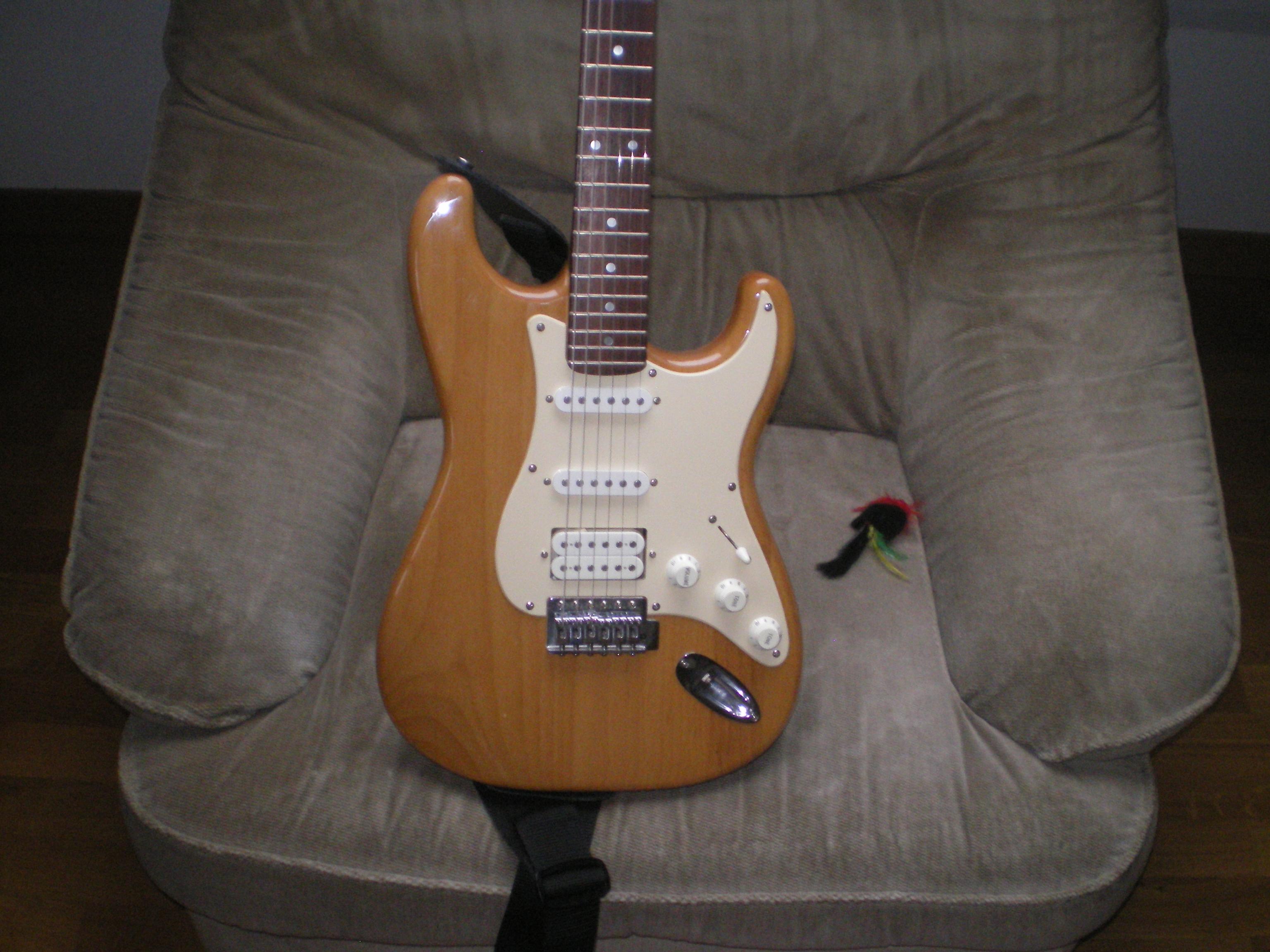 guitare xp stratocaster