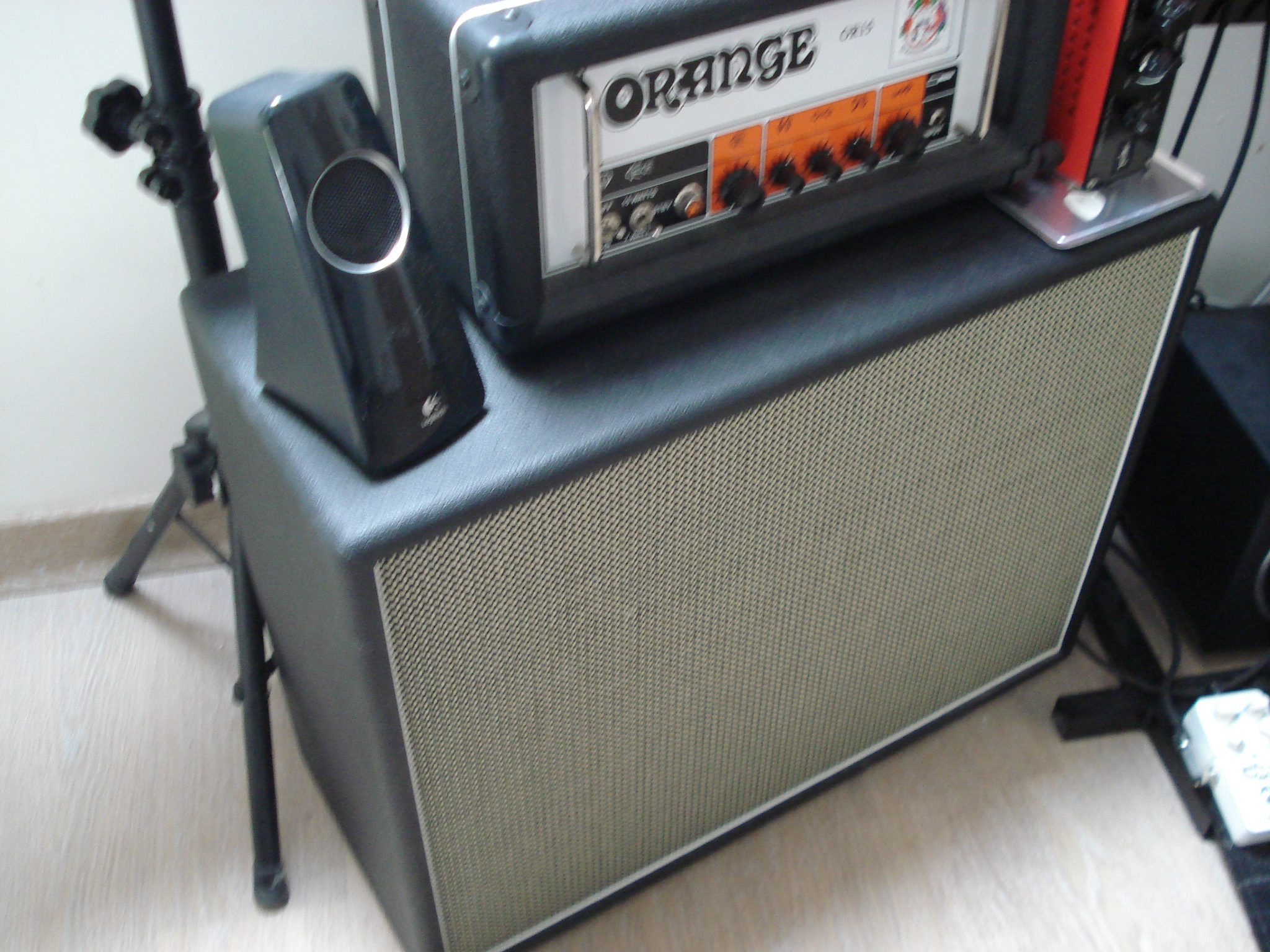 Mojotone Cabinet 212 - Audiofanzine