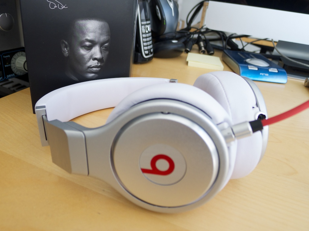 Monster Beats Pro Review : Sounds Like You Mean It - Audiofanzine
