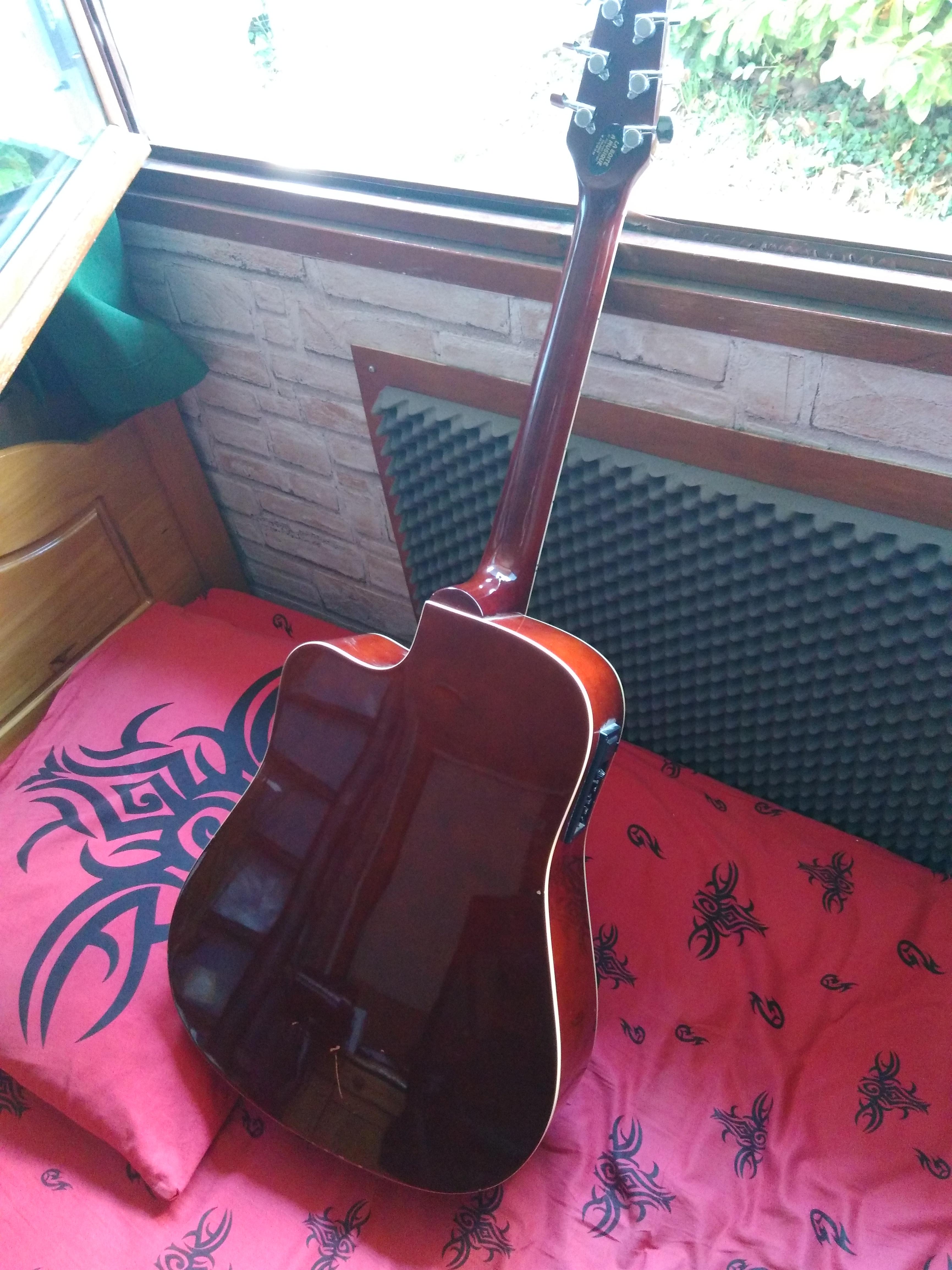 guitare acoustique montana