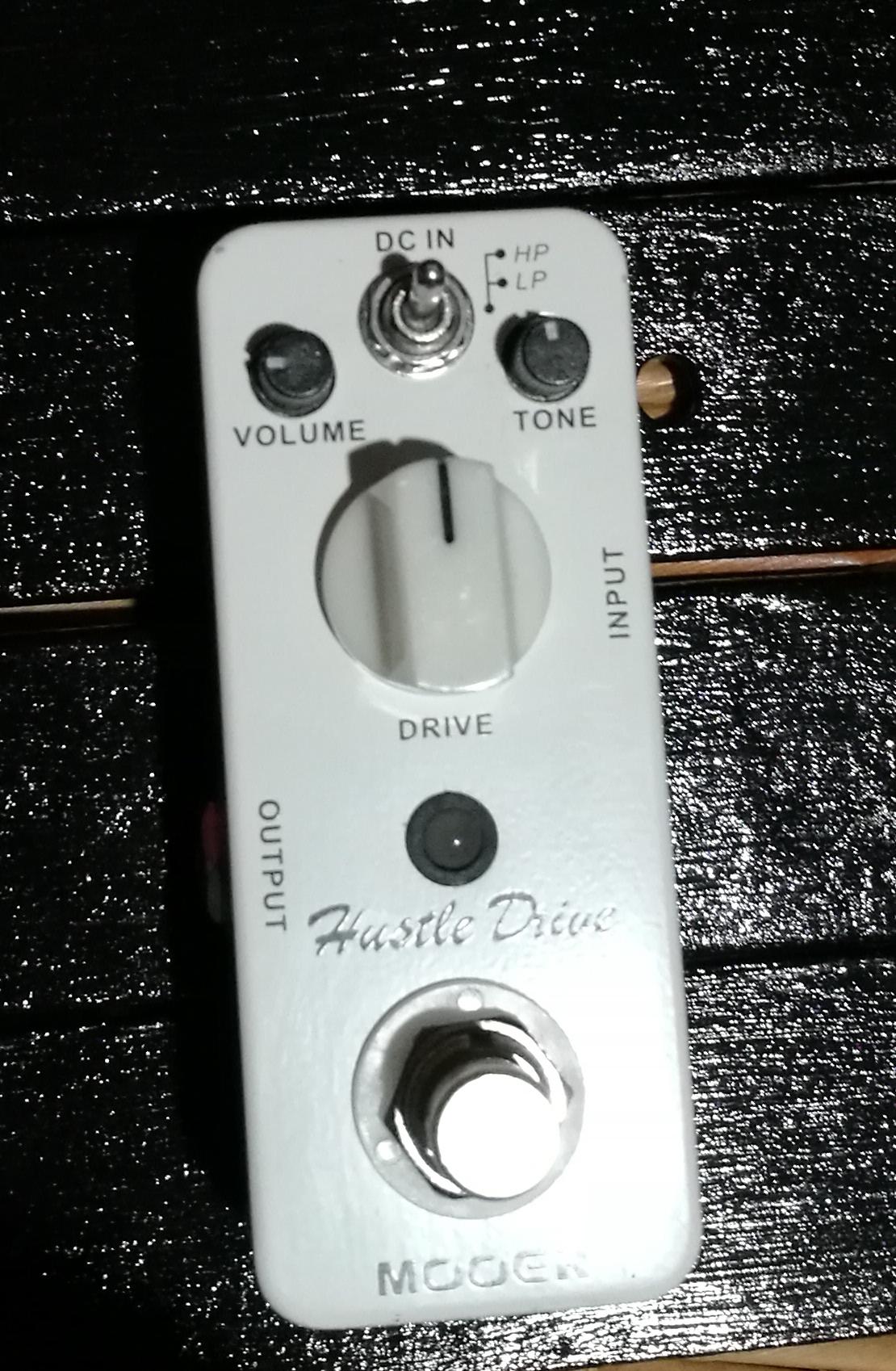 HUSTLE DRIVE - Mooer Hustle Drive - Audiofanzine