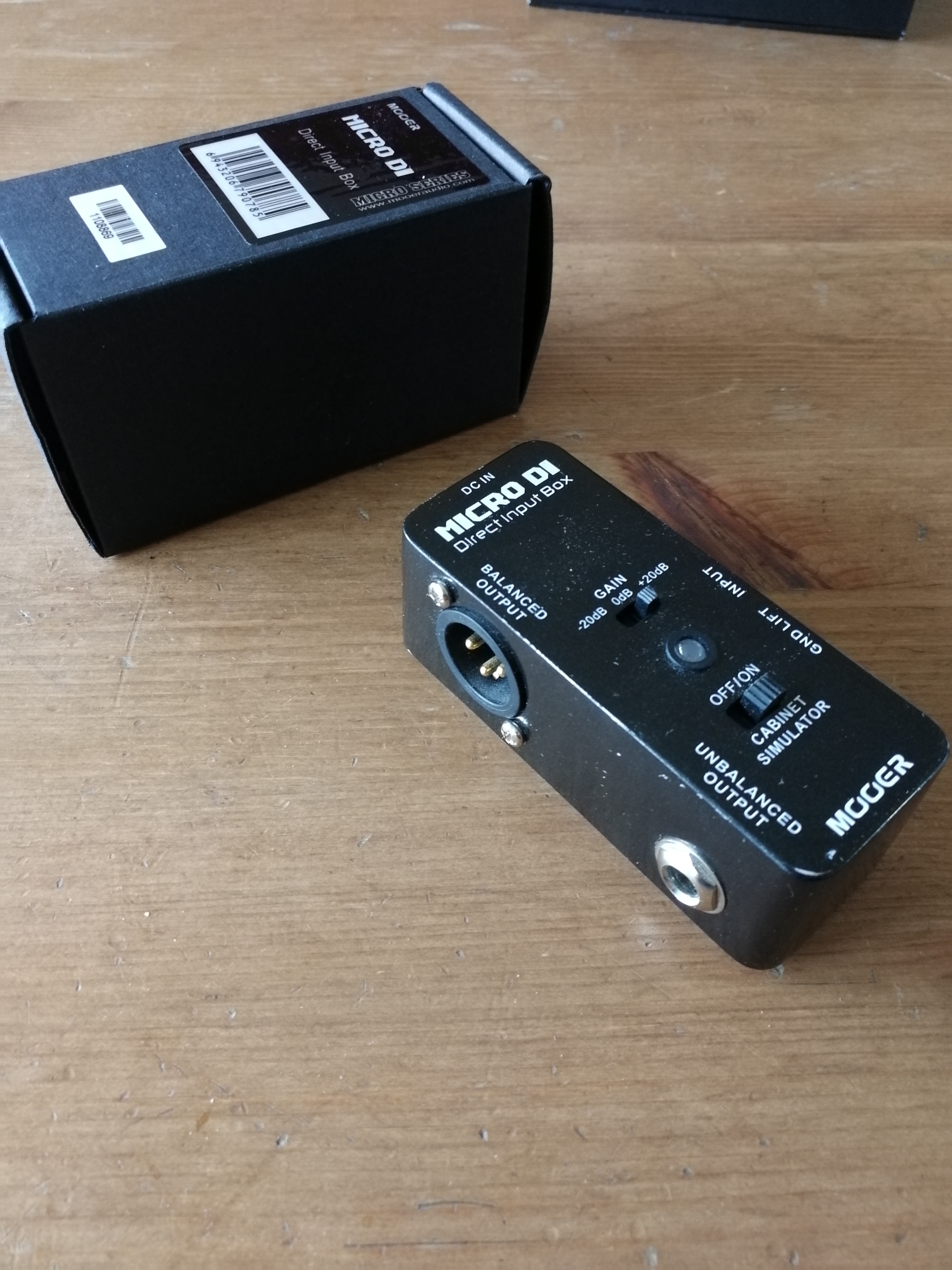 Micro D I