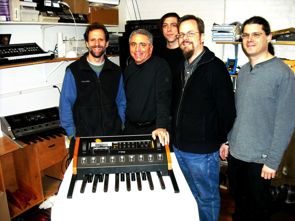 Moog Taurus 3 Team
