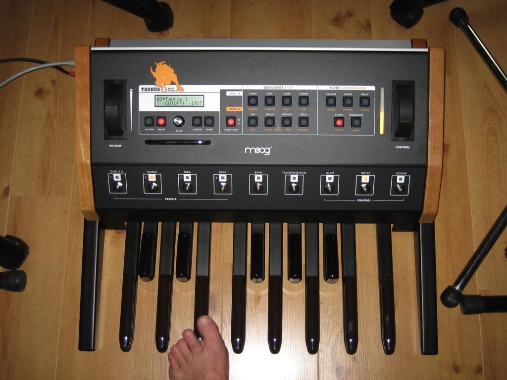 photo moog music taurus 3 bass pedals taurus 3 photos 007 121594 audiofanzine. Black Bedroom Furniture Sets. Home Design Ideas