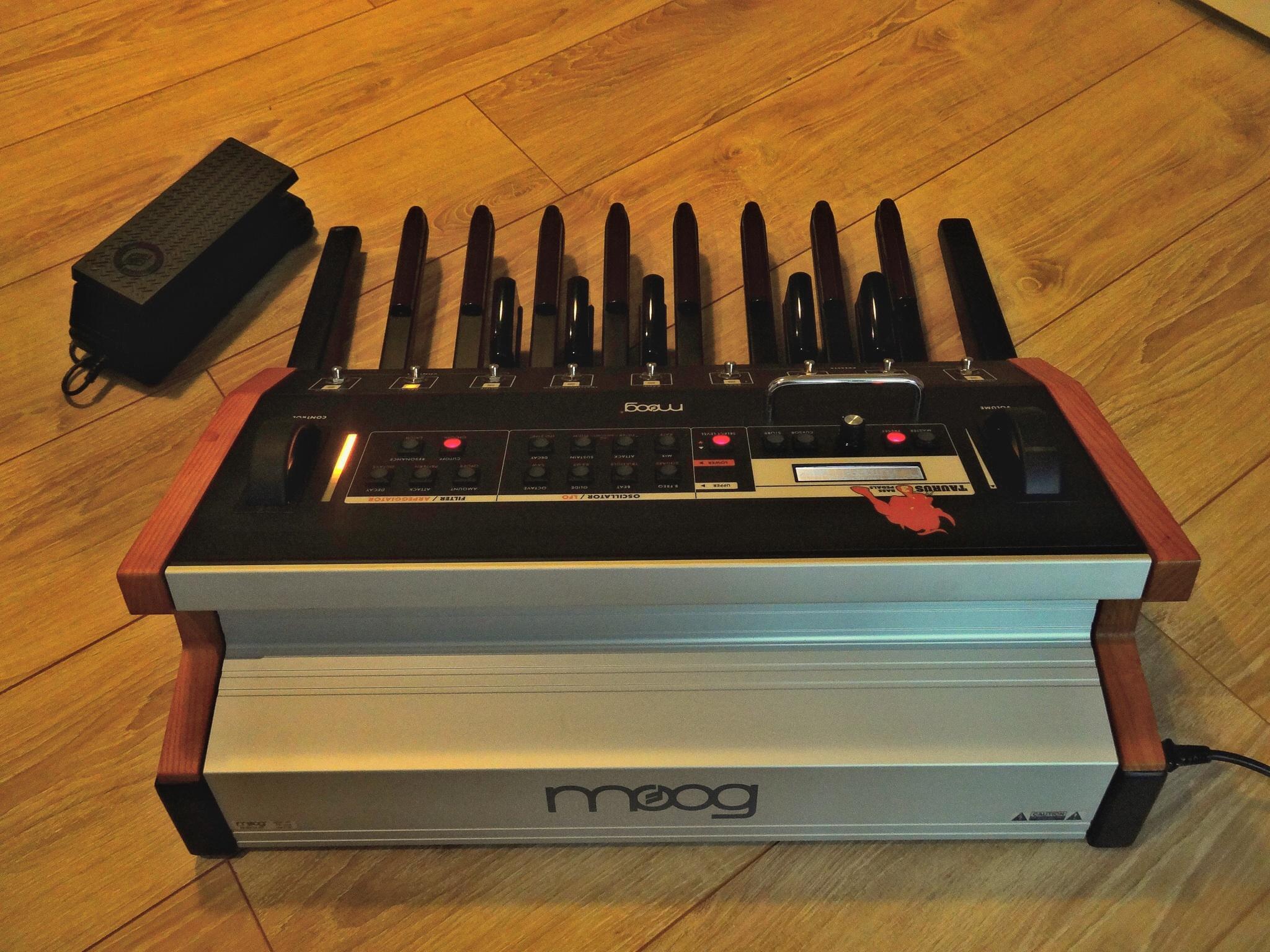 photo moog music taurus 3 bass pedals moog music taurus 3 bass pedals 51890 708711. Black Bedroom Furniture Sets. Home Design Ideas